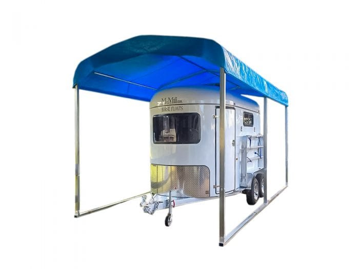Caravans & Boats | Transportable Shade Sheds