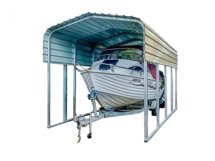Carports & Vehicle Shelters | Transportable Shade Sheds